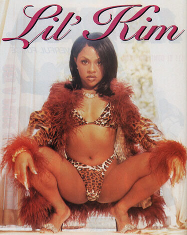 lil kim sex tapes