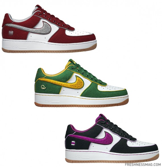 size 40 52902 ae63e ... italy nike air force 1 low supreme 5 boroughs pack manhattan queens  brooklyn 66afa 0c89e
