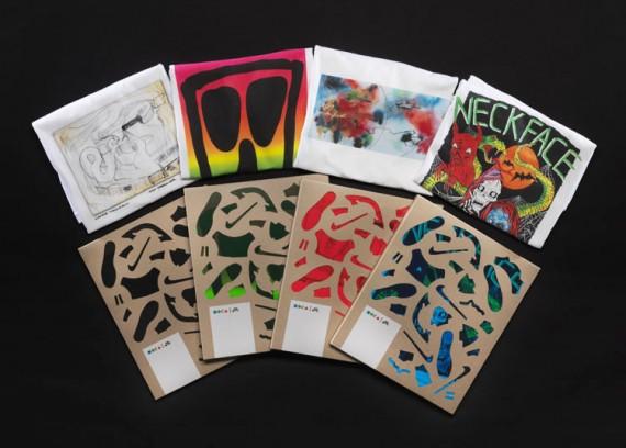 innovative design abfac f9ed1 Nike SB – Geoff McFetridge Paper Dunk High For MOCA   Media Anarchist