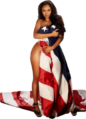 Esther-Baxter-American-Flag-psd13138