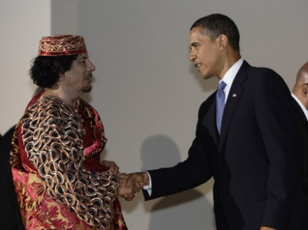 Sorry but I don't shake hands with the so-called enemy smh.