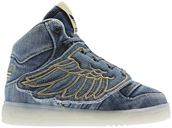 fca63d3a8e22 Adidas Originals Jeremy Scott + Kid s Footwear Collection   February 2012  Releases