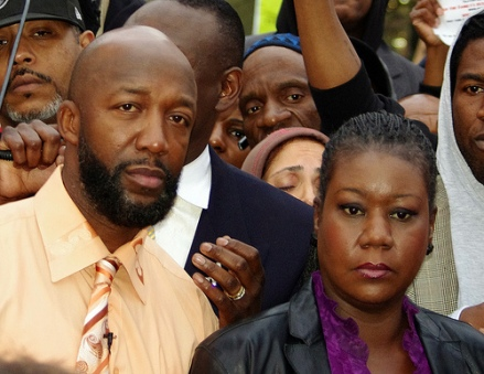 Parents of Trayvon Martin