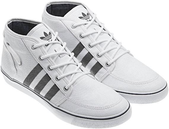best website 4b4fd ed627 Adidas Originals Court Deck Vulc Mid – SpringSummer 2012