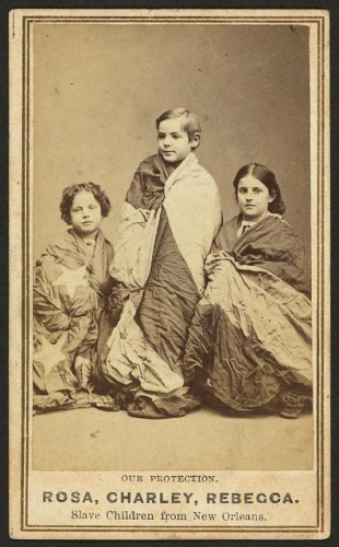 Media AnarchistMenuWhite' Slave Children Of New Orleans Used In 1860s PropagandaCampaignPost navigation A MOVEMENT DISGUISED AS A BLOGMeta