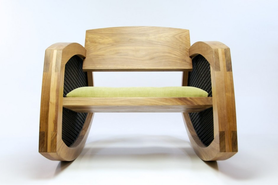 Exceptionnel Rocking Chair By Brendan Gallagher