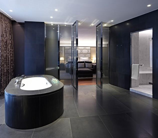 Bulgari Hotel London Spa Menu