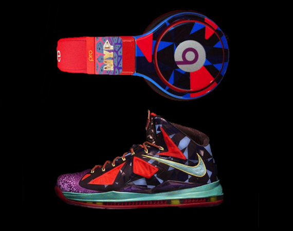 """beab809dbf7 Beats by Dr. Dre – """"What the MVP"""" Pro Headphones for LeBron James ..."""