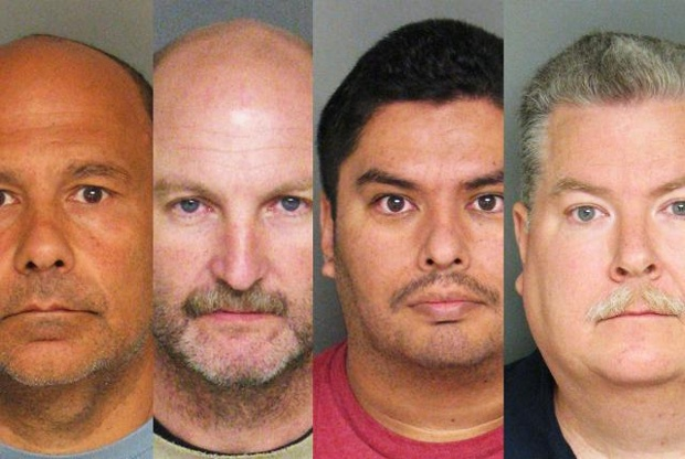 Central California Police Officers Arrested For Alleged
