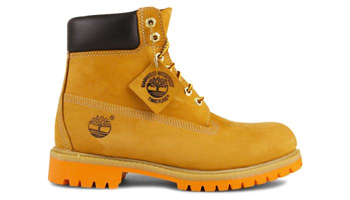 Joe Budden wearing Timberland 6 Inch Boots Wheat | Summer
