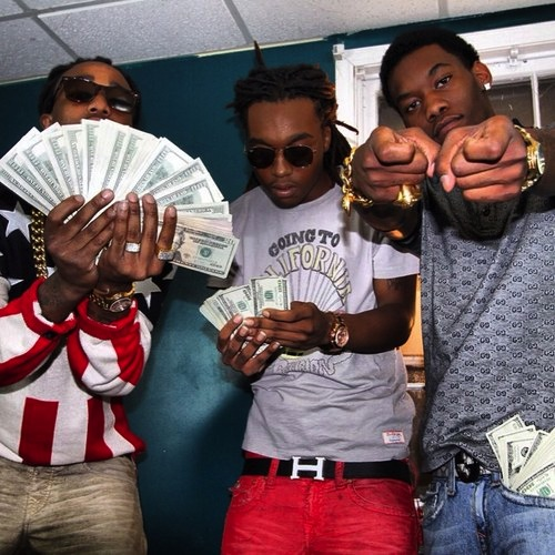 Rap Group Migos Tour Bus Shot Up In Florida, Passenger ...