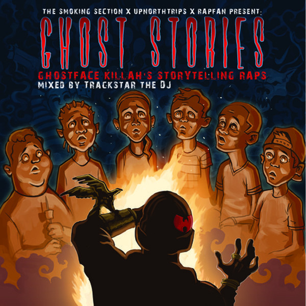 Ghostface Killah-Ghost Stories (Mixed By Trackstar The DJ)-RERIP-BOOTLEG-CD-FLAC-2014-SPANK Download