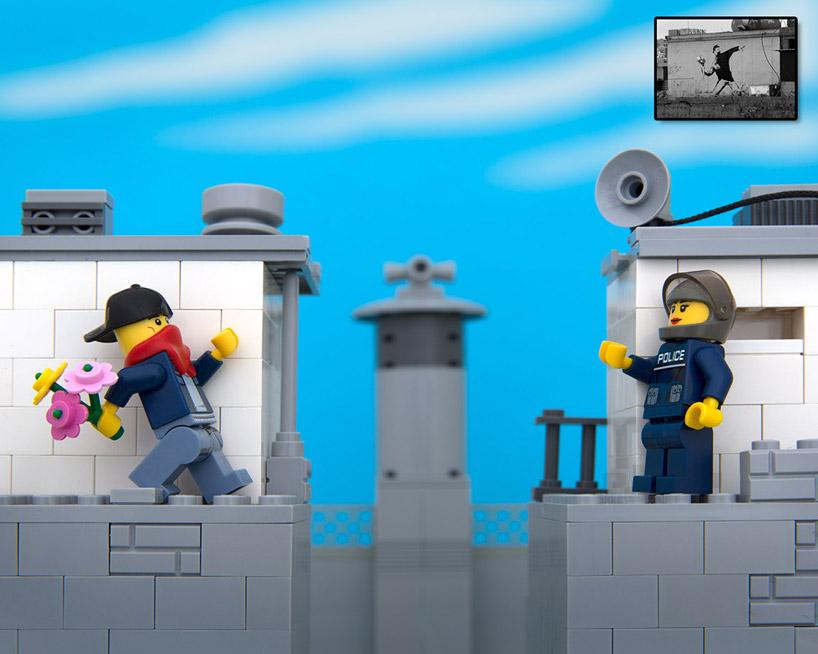 bricksy-recreates-banksy-in-LEGO-designboom-12