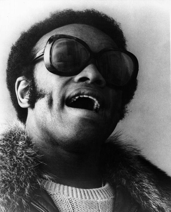 Bobby Womack; mid-1970s publicity photo; courtesy EMI Archives