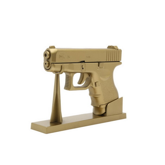 FRANK151-Japan-Gold-Gun-Fire-Glock-shaped-Lighter-03-570x570