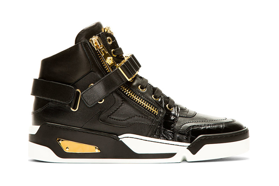 versace-2014-summer-black-high-top-leather-sneakers-1