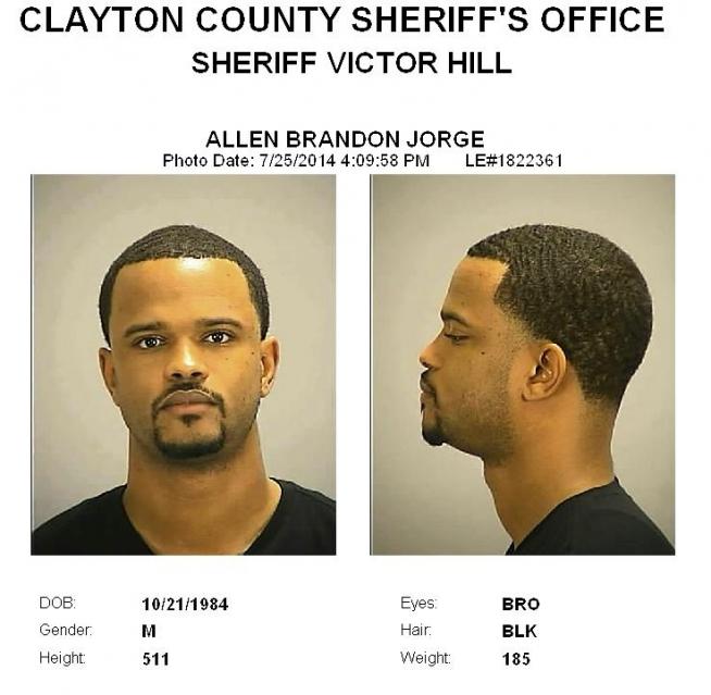 Allen, Brandon Sheriff poster.widea