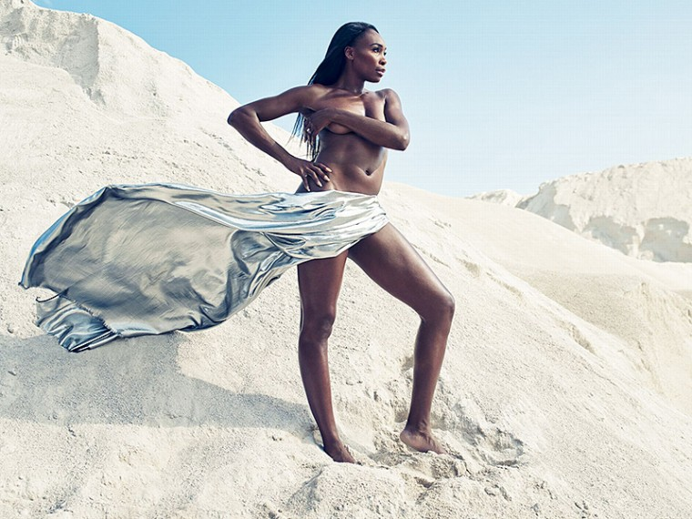 Venus-Williams-Nude-And-Covered-In-ESPNs-2014-Body-Issue-26-760x570