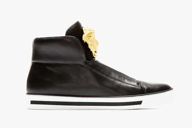 Versace-Leather-Medusa-High-Top-Black-Profile