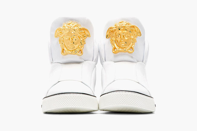 Versace-Medusa-High-Top-Sneakers-Blanc