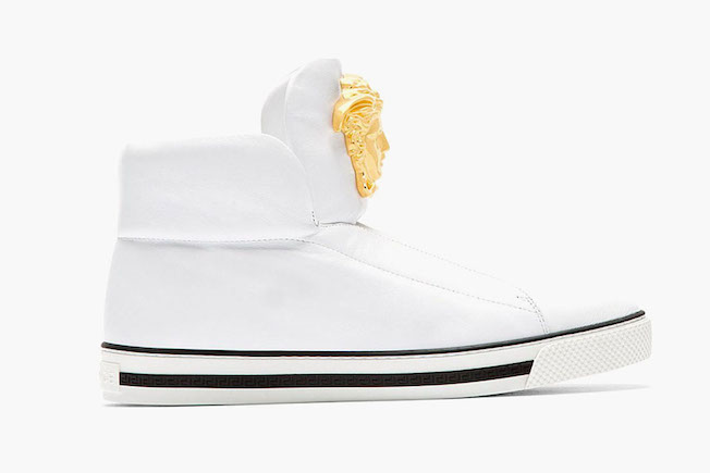 Versace-Medusa-High-Top-Sneakers-White
