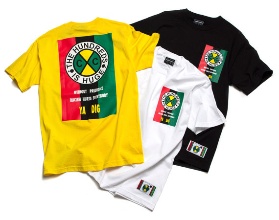 the hundreds cross colours capsule collection media